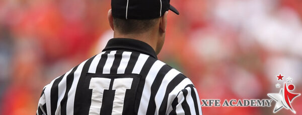 sport officiating courses